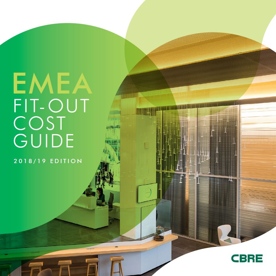 EMEA Fit-Out Cost Guide 2018/19 edition